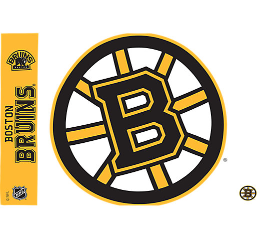 NHL® Boston Bruins® Colossal image number 1