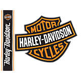 Harley Davidson - Bar & Shield