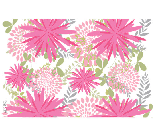 Pink Mums image number 1