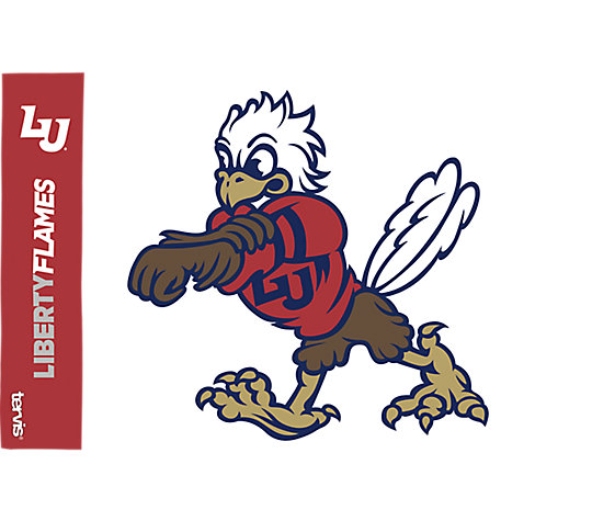 Liberty Flames Mascot Colossal image number 1