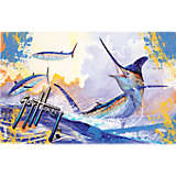 Guy Harvey® - Big Blue Marlin