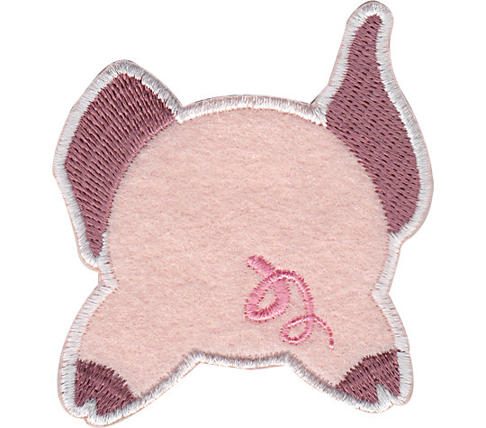 Front & Back Pig image number 2