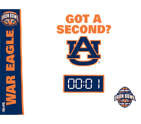 Auburn Tigers Got A Second? image number 1