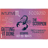 Astrology Scorpio