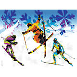 Winter Sports - Skiing