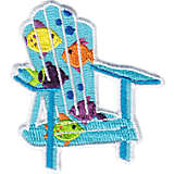 Tropical Fish Adirondack Chair