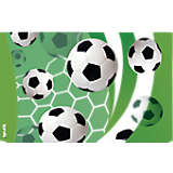 Soccer Balls - Turf Background