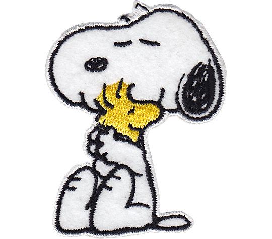 Peanuts™ - Felt Snoopy & Woodstock image number 1