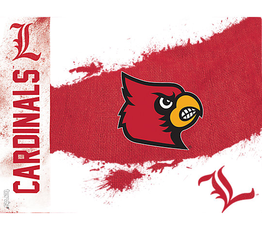 Louisville Cardinals Distressed