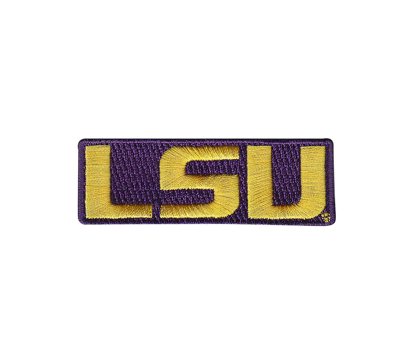 LSU Tigers Logo Emblem With Lid | Tervis Official Store