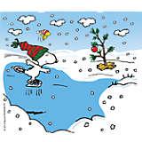 Peanuts™ - Snoopy Christmas