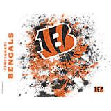 NFL® Cincinnati Bengals Splatter