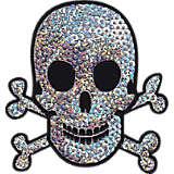 Sequin Skull