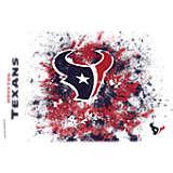 NFL® Houston Texans Splatter