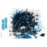 NFL® Carolina Panthers Splatter