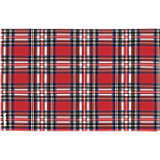 Plaid Tartan Design