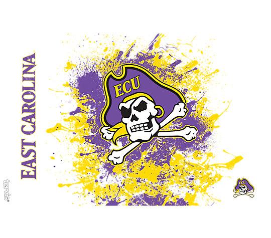 East Carolina Pirates Splatter image number 1