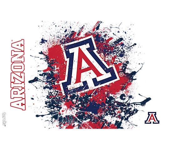 Arizona Wildcats Splatter image number 1