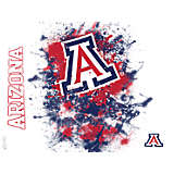 Arizona Wildcats Splatter