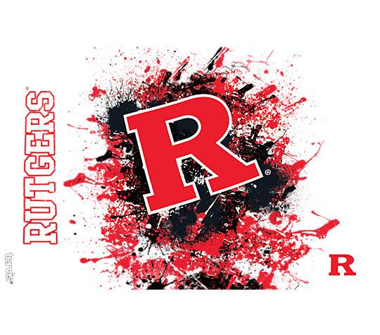 Rutgers Scarlet Knights Splatter image number 1