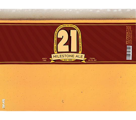 21st Birthday Brew image number 1