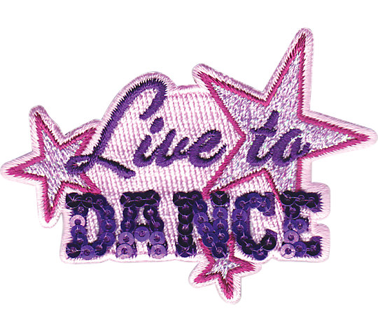 Live to Dance Sequins image number 1