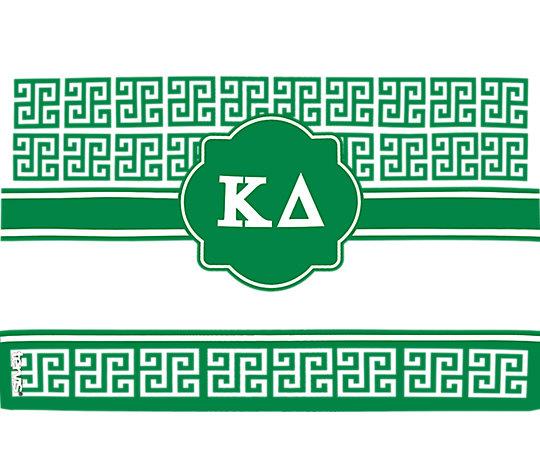 Sorority - Kappa Delta Geometric image number 1
