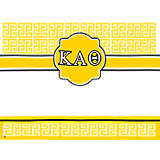Fraternity - Kappa Alpha Theta Geometric