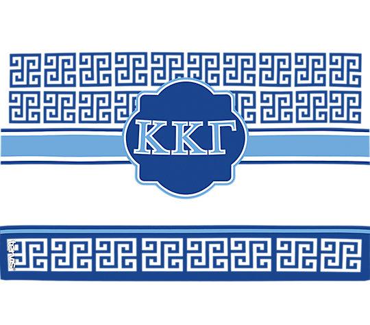 Sorority - Kappa Kappa Gamma Geometric