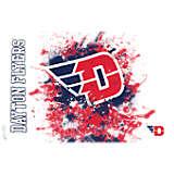 Dayton Flyers Splatter