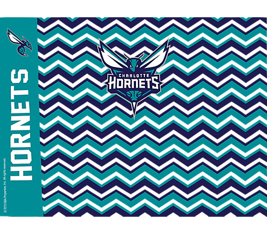 NBA® Charlotte Hornets Chevron image number 1