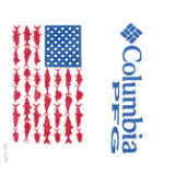 Columbia - PFG American Flag