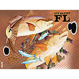 Guy Harvey® - Redfish Scales