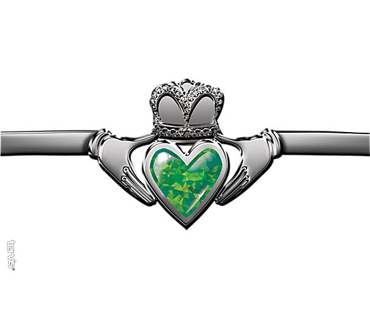 Claddagh Ring image number 1