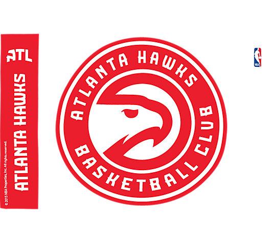 NBA® Atlanta Hawks Circle Colossal image number 1
