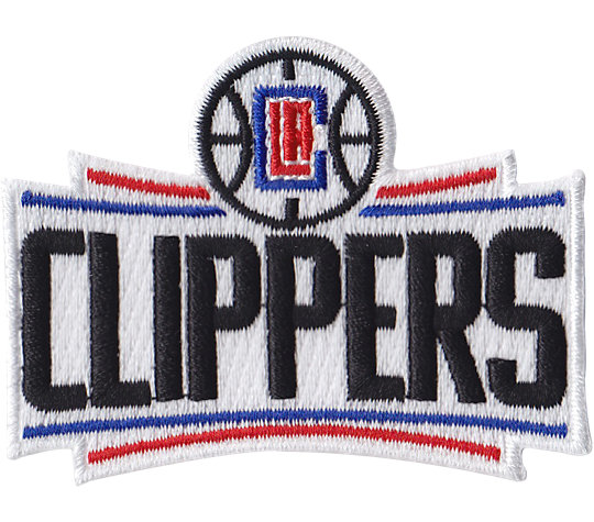 NBA® Los Angeles Clippers Primary Logo image number 1