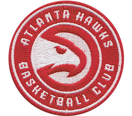 NBA® Atlanta Hawks Circle Logo image number 1