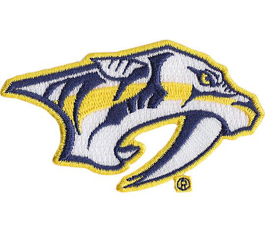 NHL® Nashville Predators® Primary Logo image number 1