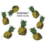 Rhode Island - Newport Pineapple
