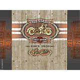 Harley Davidson - Retro Motorcycle