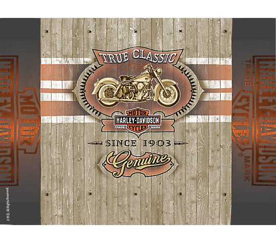 Harley-Davidson - Retro Motorcycle image number 1
