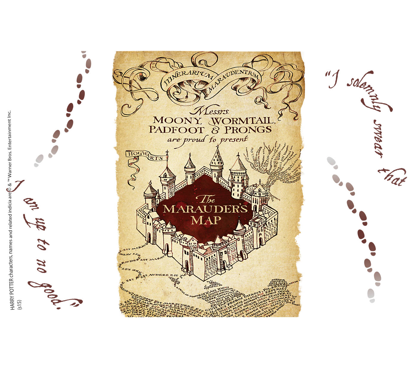 harry potter the marauder s map