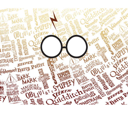 Harry Potter™ - Glasses and Scar image number 1