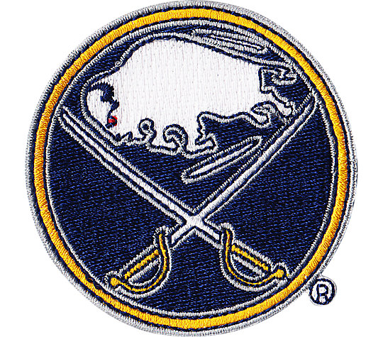 NHL® Buffalo Sabres® Primary Logo image number 1