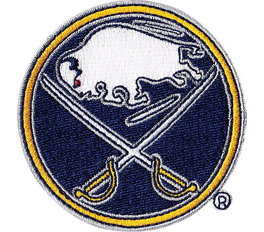 NHL® Buffalo Sabres® Primary Logo image number 1