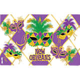 Louisiana - New Orleans Mardi Gras Masks