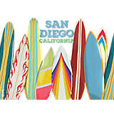 California - San Diego Surfboards
