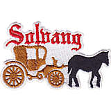 California - Horse and Buggy Solvang