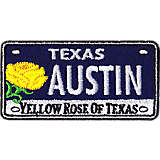 Texas - Austin Yellow Rose of Texas