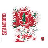 Stanford Cardinal Splatter